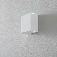 BEGA 23013 LED wall light 3 000K 9cm 510 lm white