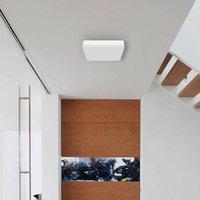Square LED bathroom ceiling light  motion sensor