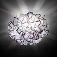 Heavenly Clizia wall light  purple