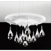 Hanging light Pioggia diameter 50 cm