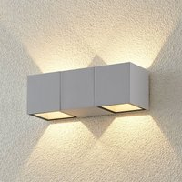 ELC Vanda LED outdoor wall light  white