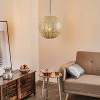 Stampa hanging light  spherical    40 cm
