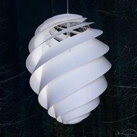 LE KLINT Swirl 2 large  hanging light  white