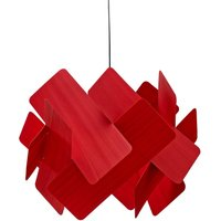 LZF Escape hanging light    30 cm  red