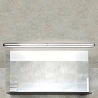Timeless LED wall light Arcos  IP20  150 cm chrome