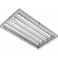LED high bay spotlight with clear cover 108 W