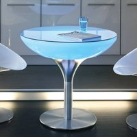Lounge Table Indoor light table H 75 cm