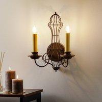 Laila wall lamp  two bulb