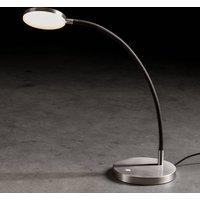 Holtk tter Flex T LED table lamp aluminium black