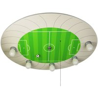 Football Stadium ceiling lamp with Alexa module