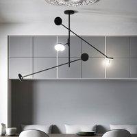 Grok Invisible LED hanging lamp 3 bulb 2 700 K