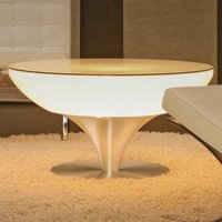 Multicoloured light Lounge Table LED Pro 45 cm