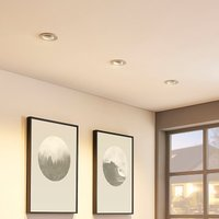 Recessed light Enne with a round form  white