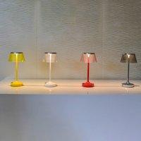 Aluminor La Petite Lampe LED table lamp  grey