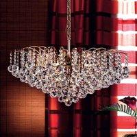 Lennarda Crystal Hanging Light Luxurious