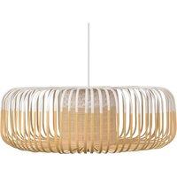 Forestier Bamboo Light XL pendant lamp 60 cm white