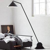 Northern Gear Floor   matt black floor lamp