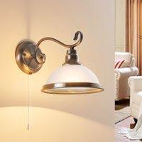 Elegant wall lamp Frieda  classic style