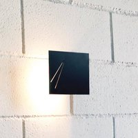 Knikerboker Des agn   designer wall lamp  black