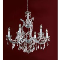Maria Theresia   luxurious crystal chandelier