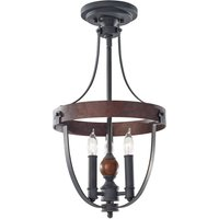 Country styleceiling light Alston