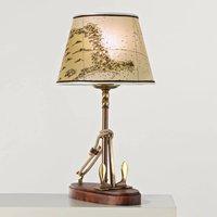 Stylish Nautica table lamp
