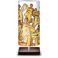 Amusing table lamp Giraffe