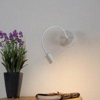 Flexible Focus LED wall light  white