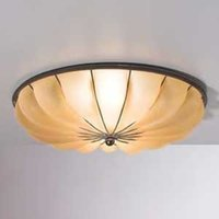 Semi circular RAGGIO ceiling light  40 cm