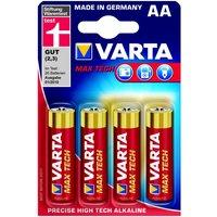 VARTA Mignon 4706 AA batteries four pack