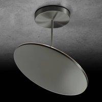 Holtk tter Plano XL LED ceiling lamp platinum