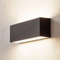 BEGA 50147 wall lamp DALI  32 cm black
