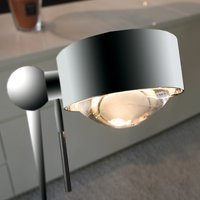 Adjustable floor lamp Puk Floor  matt chrome
