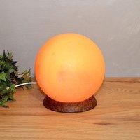 PLANETO round salt lamp