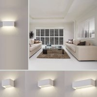 Icon LED wall light  2 700 K  width 37 cm