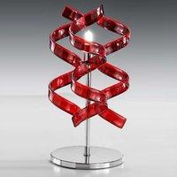 Impressive table lamp Cherry
