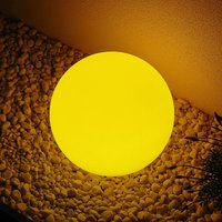 Lindby Yohan RGB-LED-Solarleuchte, 30 cm
