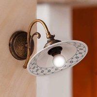 Smart ORLO wall light