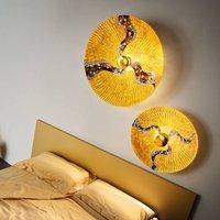 KOLARZ Luna Kiss Gold wall light 24 carat   62 cm