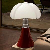 Martinelli Luce Pipistrello   table lamp  red