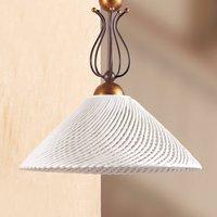 Stylish RETINA hanging light