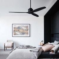 Airfusion Akmani ceiling fan black