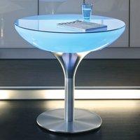 Lounge Table LED Pro Accu light table H 75 cm