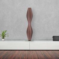 Flechtwerk Lava LED floor lamp  75 cm  copper