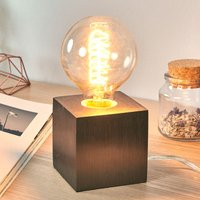 Cubic   a table lamp of a different kind