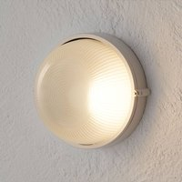 Robust outdoor wall light Silvester