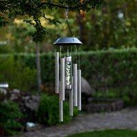 Bubbly - dekoratives Windspiel mit Beleuchtung