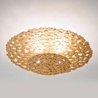 Attractive Tresor ceiling light 60 cm  gold