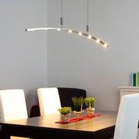 160 cm lang - LED-Hängeleuchte Falo, höhenverst.