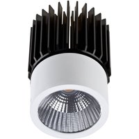 LEDS-C4 Play LED recessed ceiling light, 2,700K